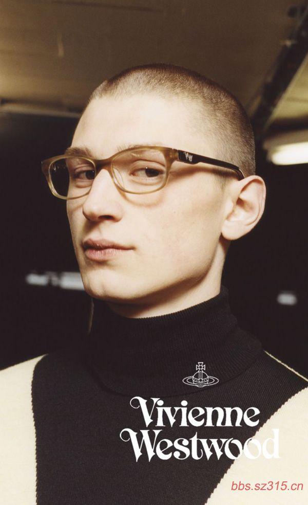 英伦庞克 Vivienne Westwood眼镜系列高清图片